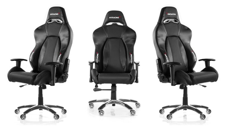 AK Racing nitro gaming chair