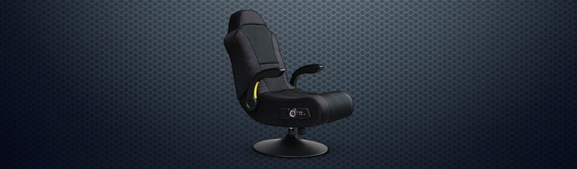 gaming chair with speaker