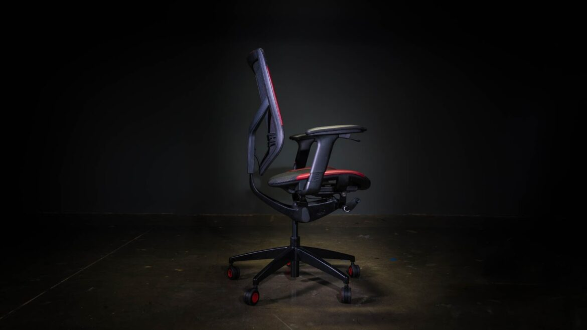 Vertagear gaming chair