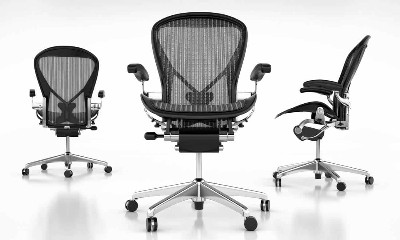 Herman Miller Aeron vs Embody Office Chair
