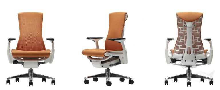 herman miller aeron vs embody