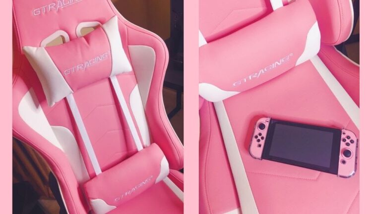 Best Pink Gaming Chairs for Girls