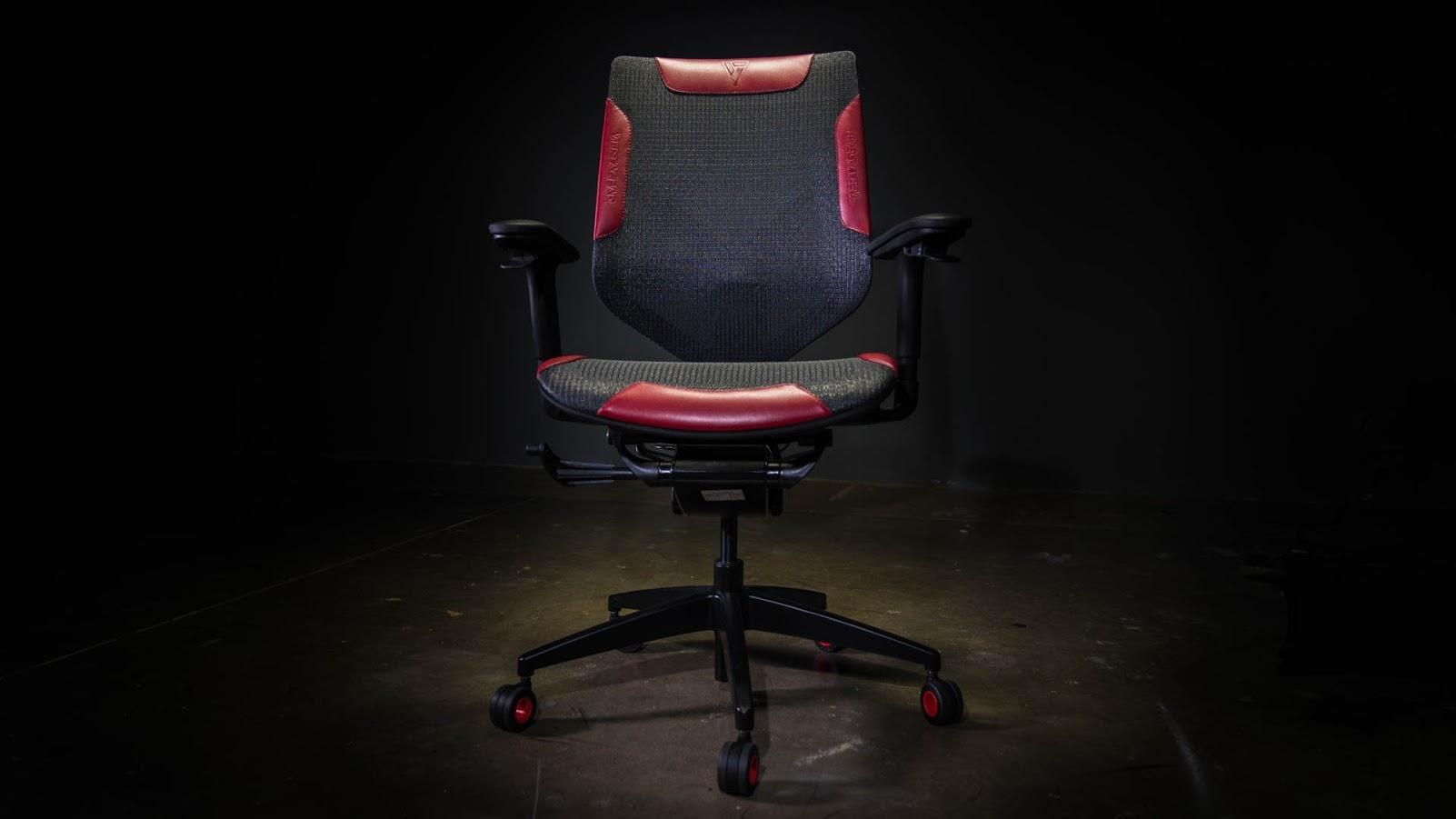 Vertagear triigger gaming chair