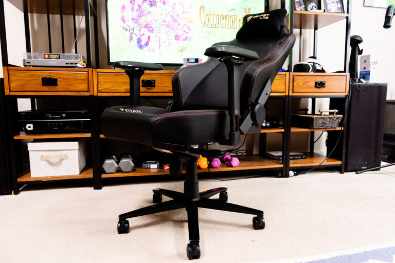 best gaming chair with lumbar support