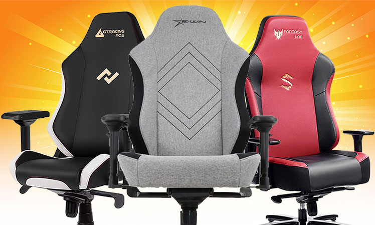 BEST GAMING CHAIRS UNDER $300 IN 2021